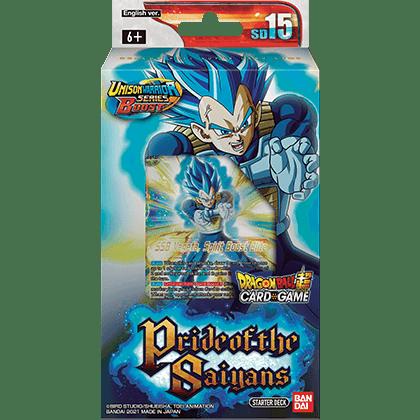 DragonBall SCG: Starter Deck - Pride of the Saiyans