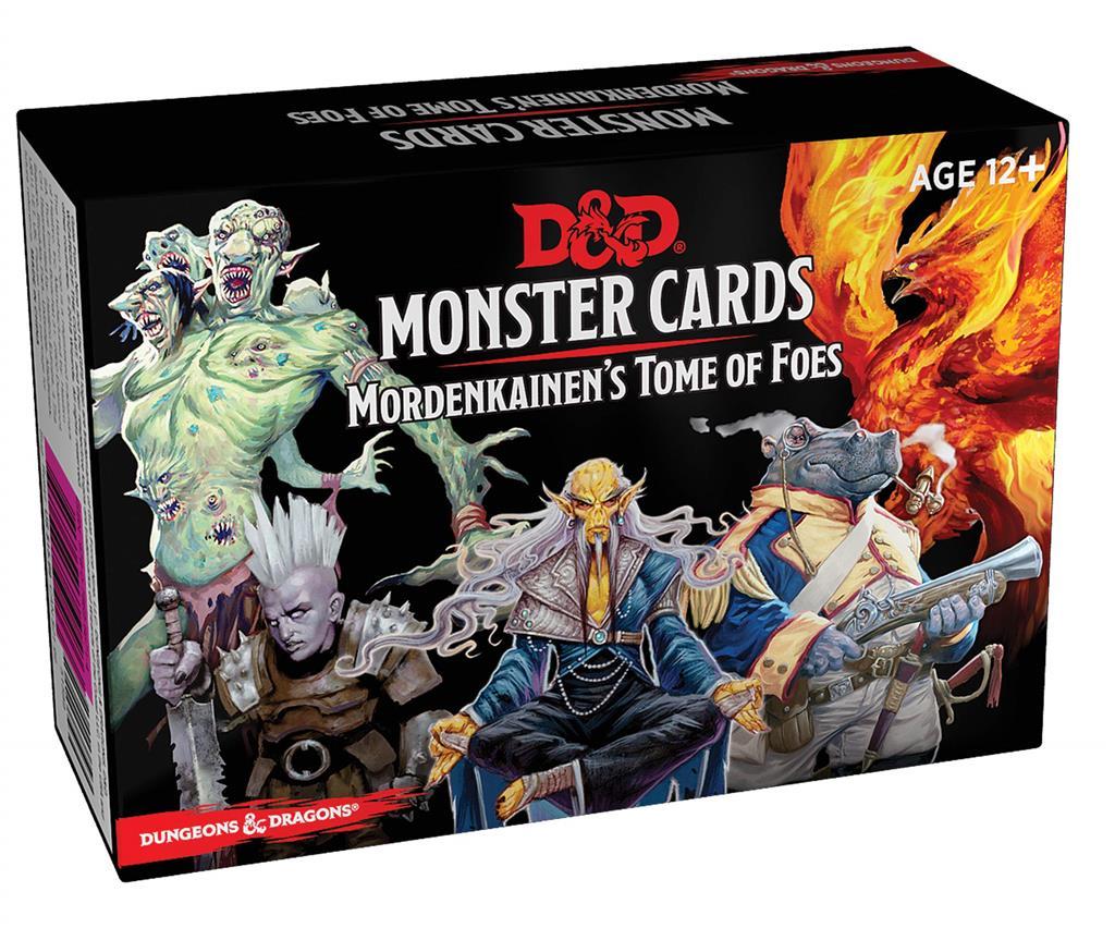 D&D Monster Cards - Mordenkainens Tome Foes (109)
