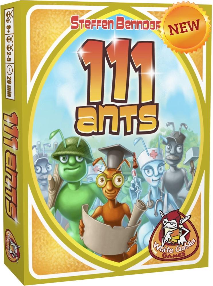 111 Ants - Kaartspel