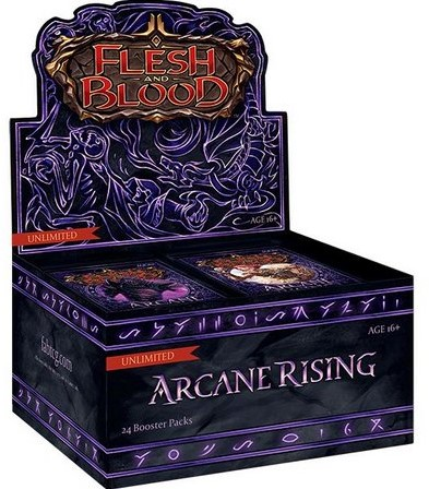 Flesh & Blood: Arcane Rising Unlimited - Boosterbox