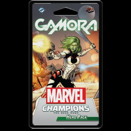 Marvel LCG Champions Gamora Hero Pack