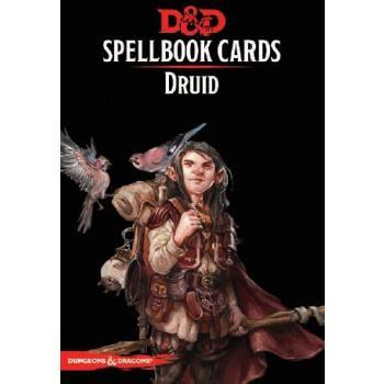D&D Spellbook Cards - Druid (131 Cards)