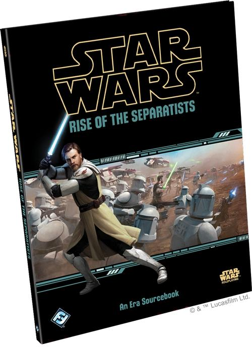 Star Wars Roleplaying Rise of the Separatists
