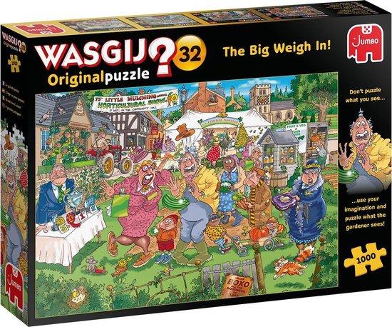 Wasgij Original 32 - Mag het een onsje meer zijn!? (1000)