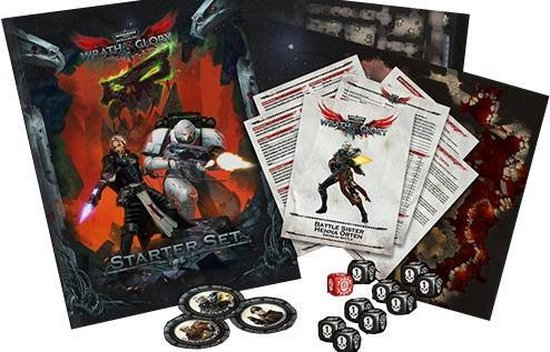 Warhammer 40,000 Roleplay Wrath & Glory: Starter Set