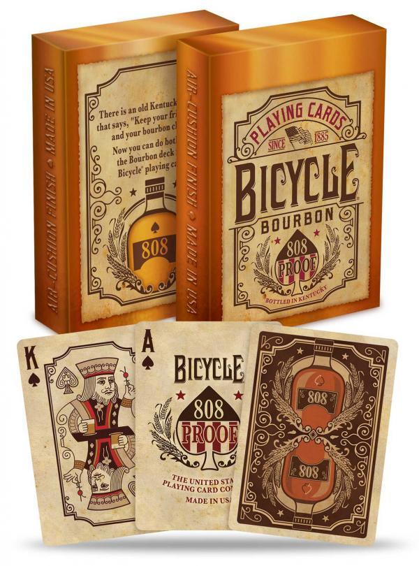Pokerkaarten Bicycle: Bourbon Deck