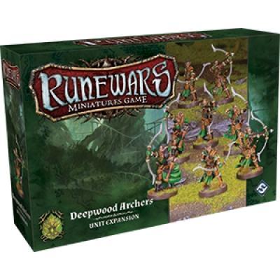 Runewars Deepwood Archers Unit