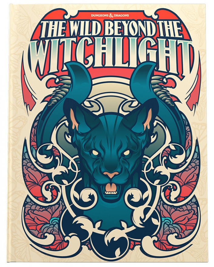 D&D The Wild Beyond the Witchlight - Alt Cover HC