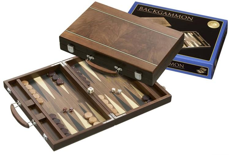 Backgammon Koffer Zante