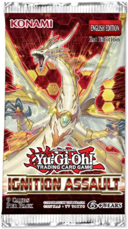 Yu-Gi-Oh: Ignition Assault - Booster