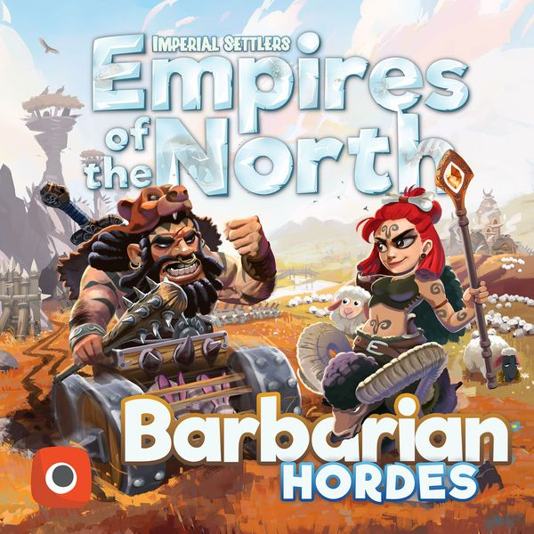 Imperial Settlers Empire ot North Barbarian Hordes