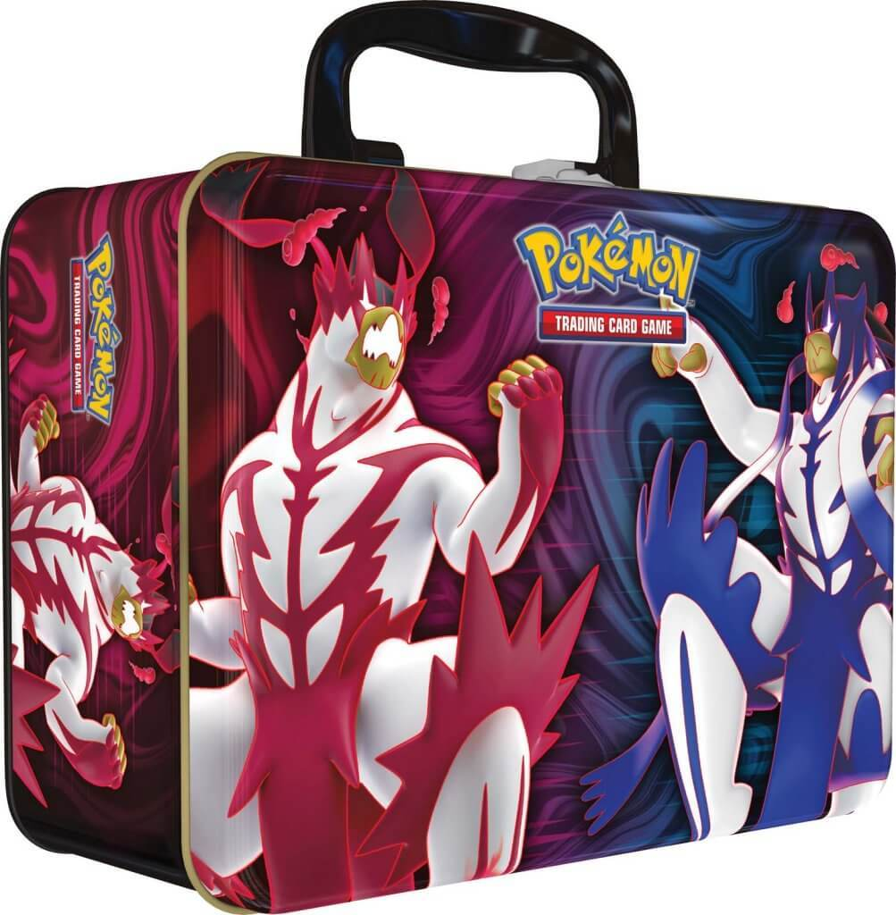 Pokemon: Collector's Chest - Spring 2021