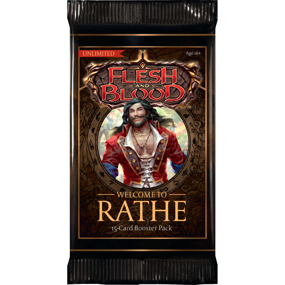 Flesh & Blood: Welcome to Rathe Unlimited - Booster