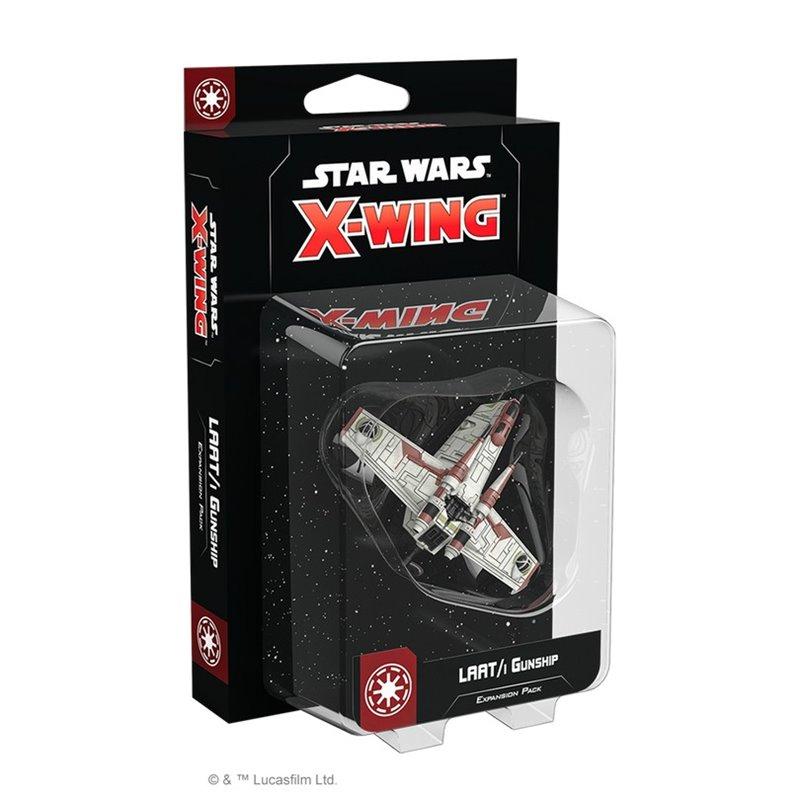 Star Wars X-wing 2.0 LAAT/I Gunship Pack
