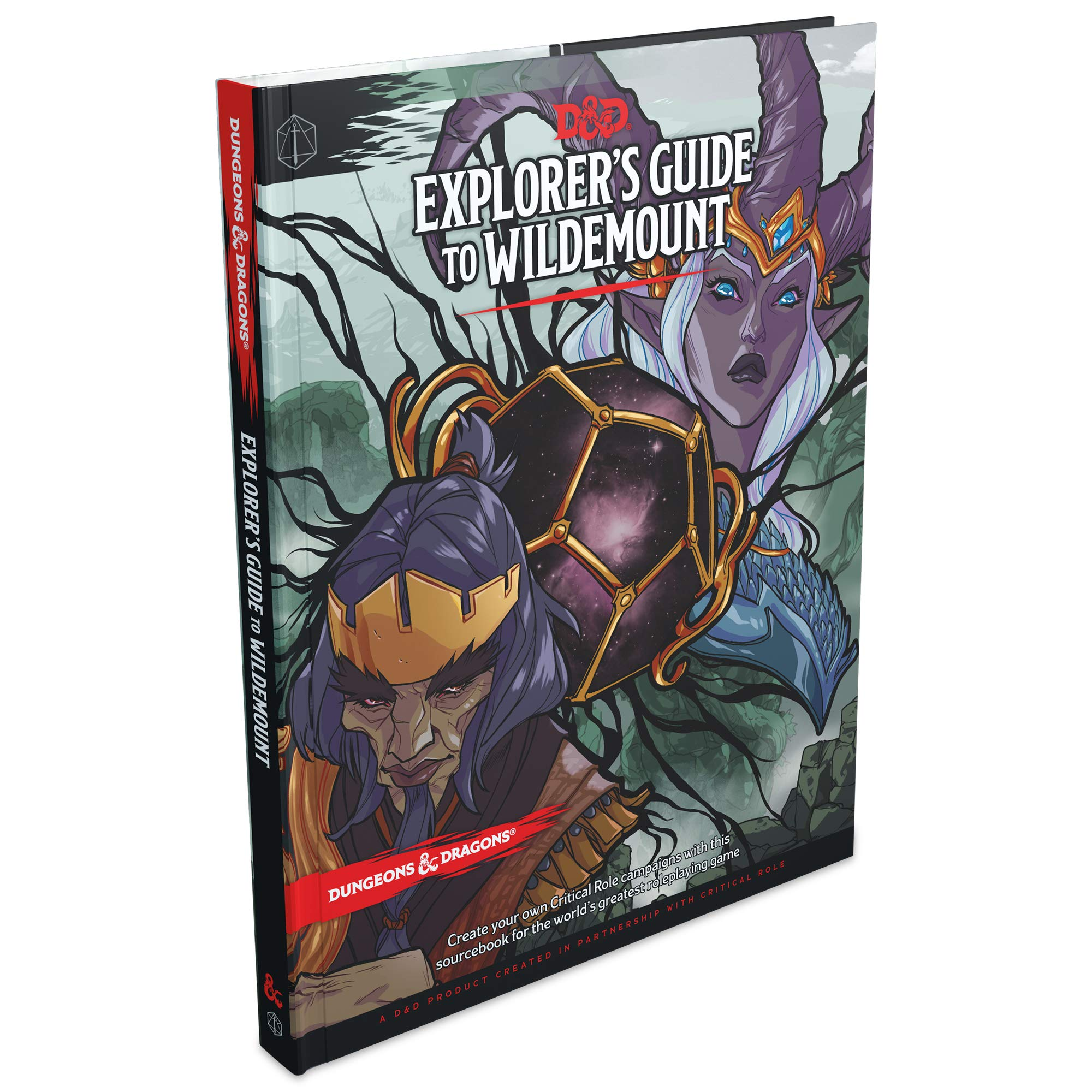 D&D 5.0 - Explorer's Guide to Wildemount