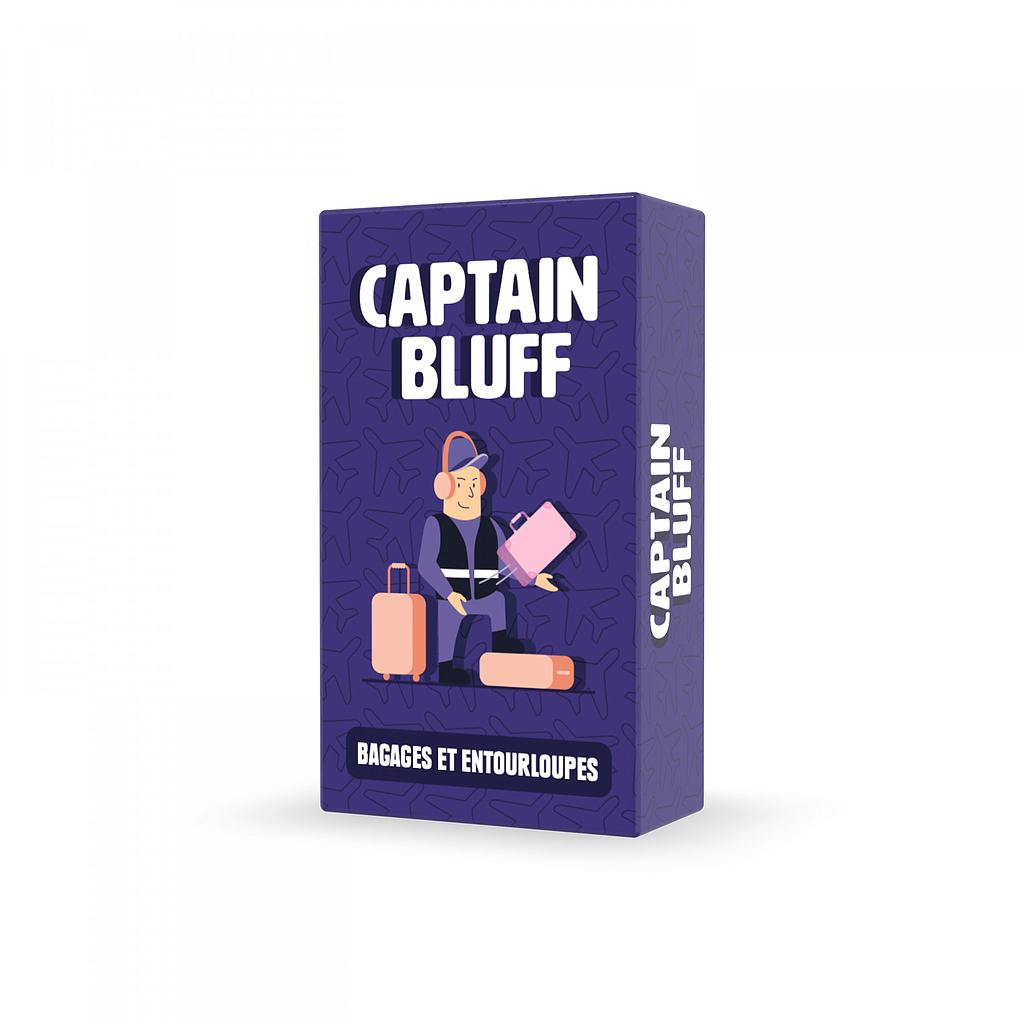 Captain Bluff - Kaartspel
