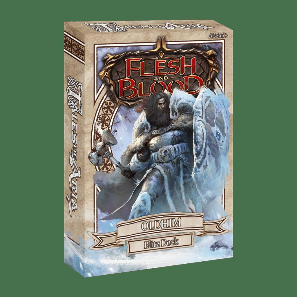 Flesh & Blood: Tales of Aria Blitz Deck: Oldhim - Elemental Guardian