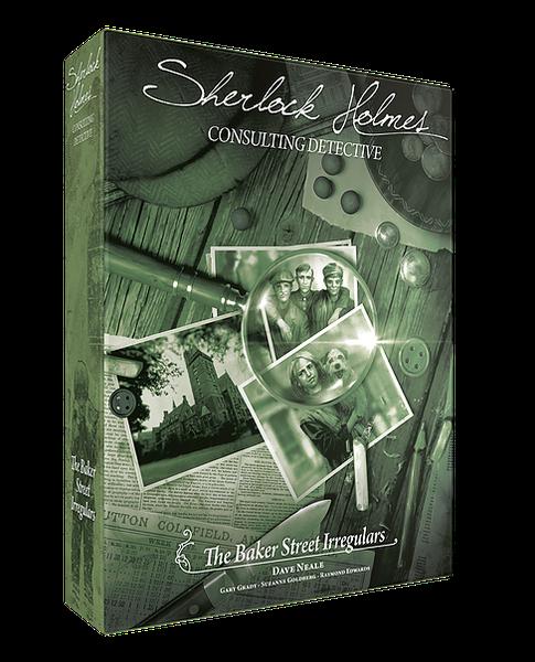 Sherlock Holmes: Consulting Detective - Baker Street Irregulars