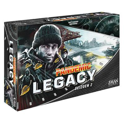 Pandemic Legacy Seizoen 2 Black NL