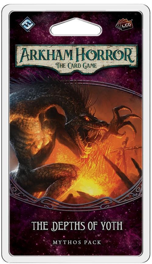 Arkham Horror LCG The Depths of Yoth