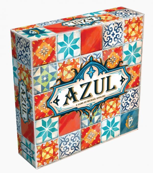 Azul - English