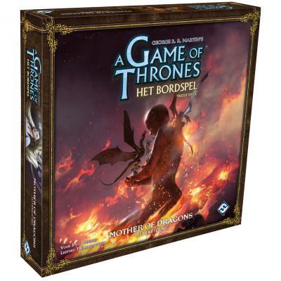 Game of Thrones Het Bordspel Mother of Dragons NL