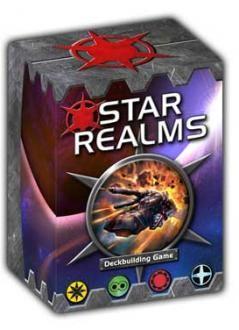 Star Realms Deckbuilding Game Base Set