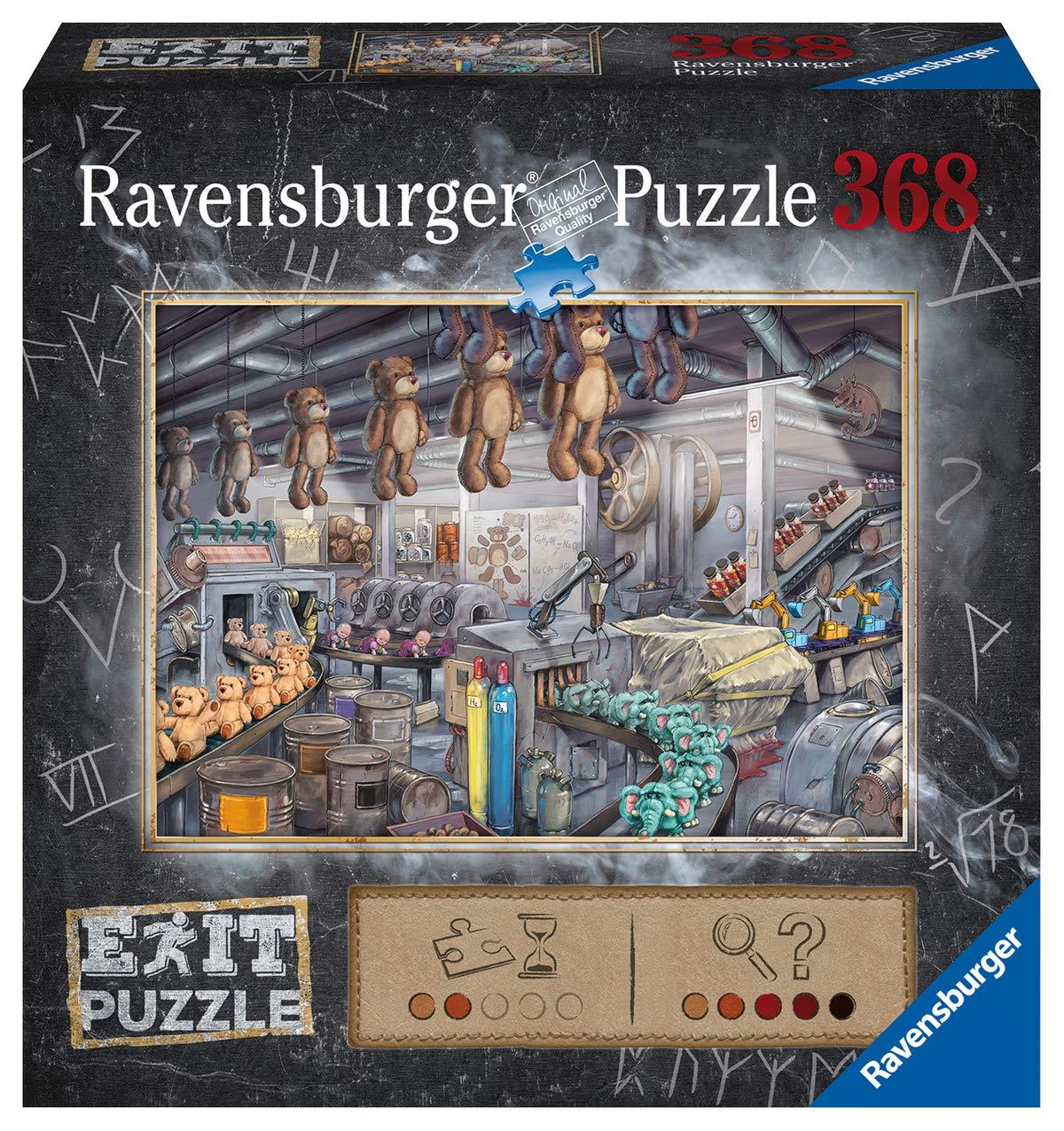 Exit Puzzel: In de Speelgoedfabriek - (368)