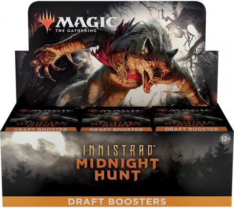 Magic: Innistrad Midnight Hunt - Draft Boosterbox