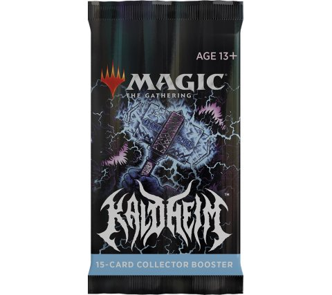 Magic: Kaldheim Collector - Boosterbox