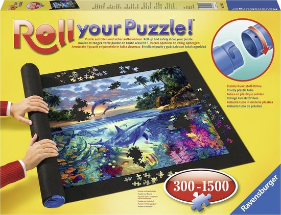 Roll your Puzzle! (300-1500)