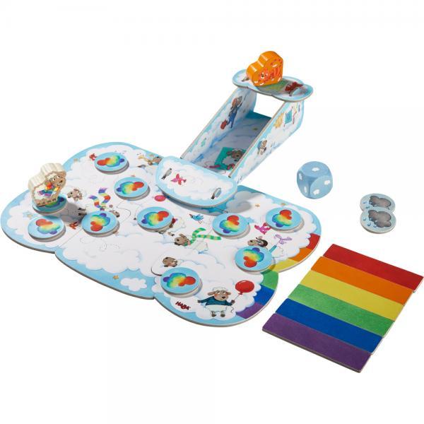 Mijn eerste spellen  Op de regenboog