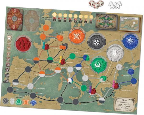 Pandemic Fall of Rome NL