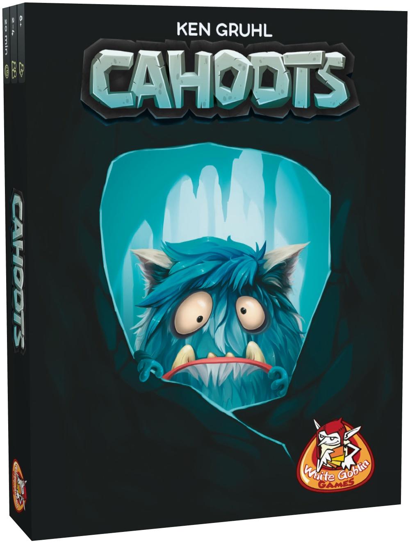 Cahoots - Kaartspel