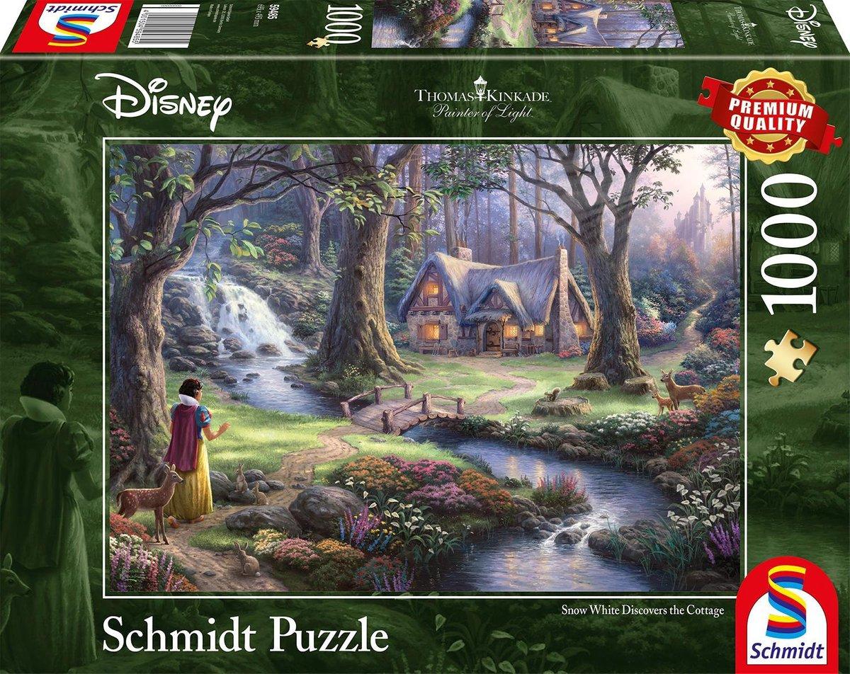 Disney Snow White, 1000 stukjes