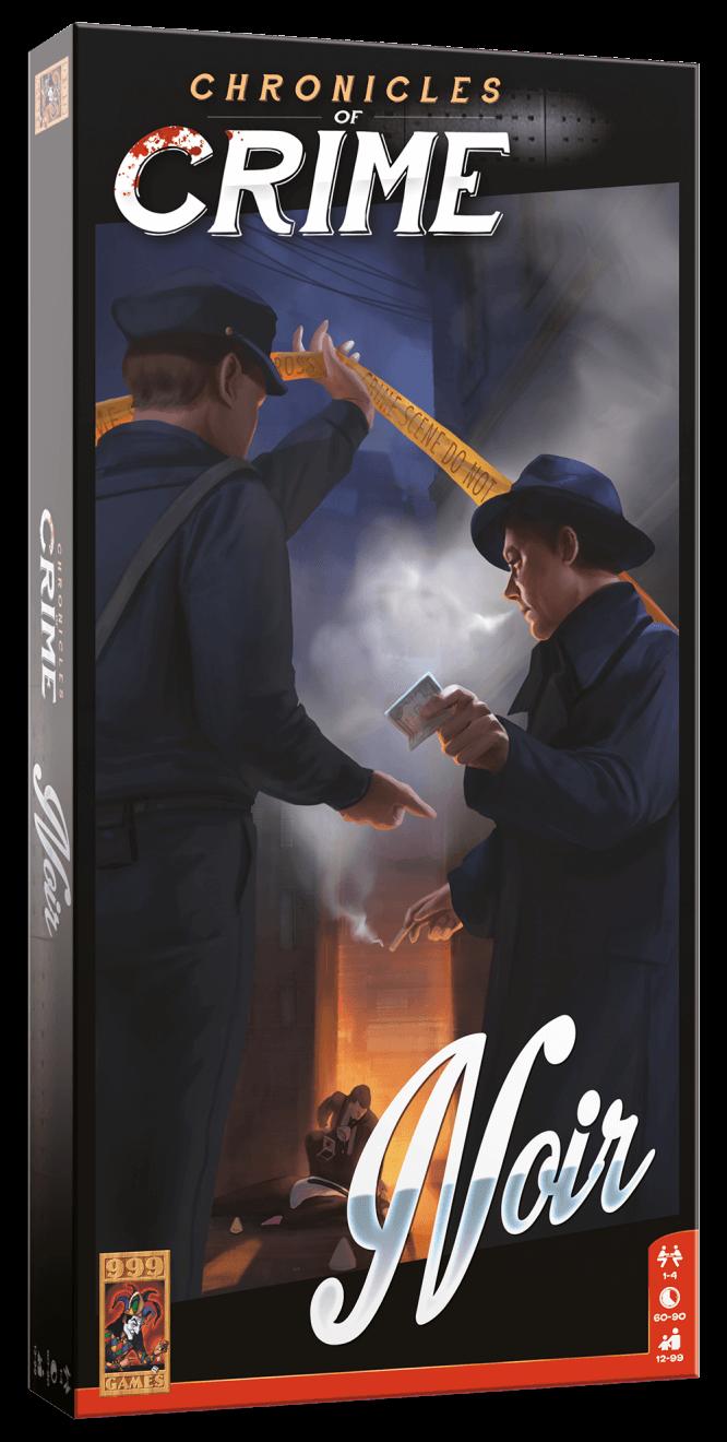 Chronicles of Crime: Noir - Breinbreker