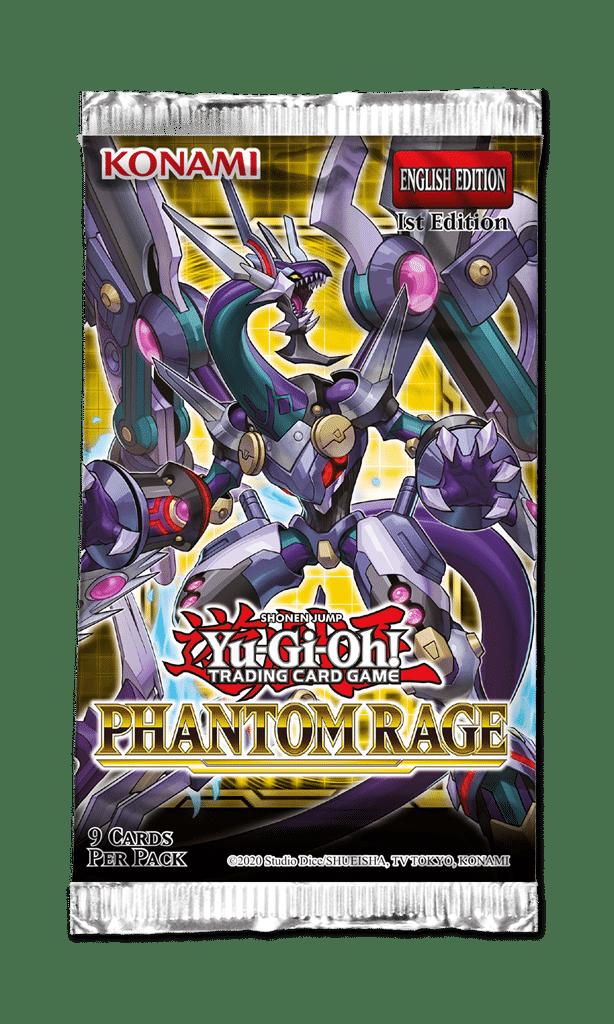 Yu-Gi-Oh: Phantom Rage - Booster