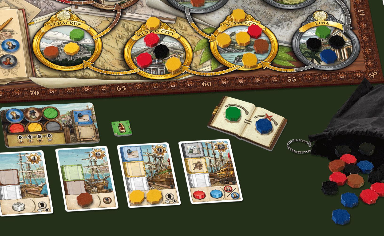Great Voyage - Bordspel