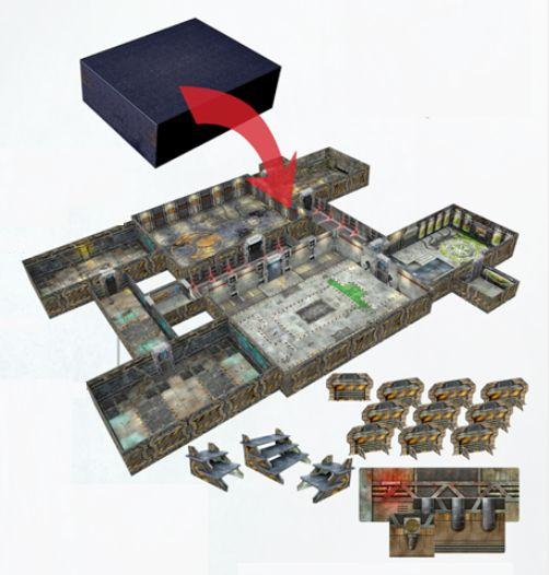 Tenfold Dungeon - The Facility