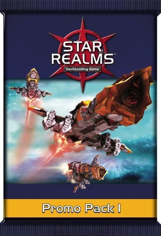 Star Realms Deckbuilding Game - Promo Pack 1