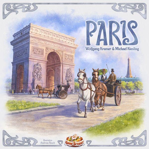 Paris - Bordspel