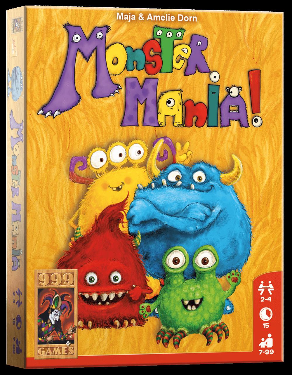 Monster Mania - Kaartspel