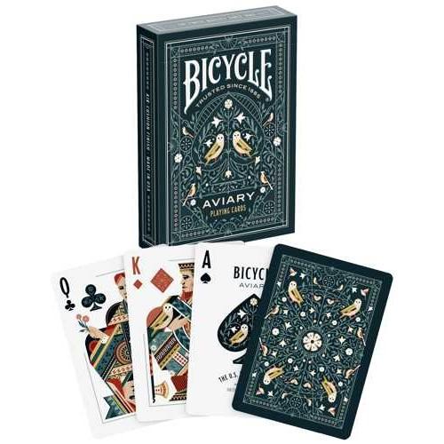 Bicycle Pokerkaarten Tiny Aviary Deck