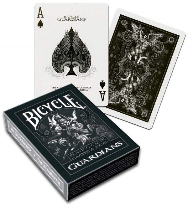 Pokerkaarten Bicycle: Guardians Deck