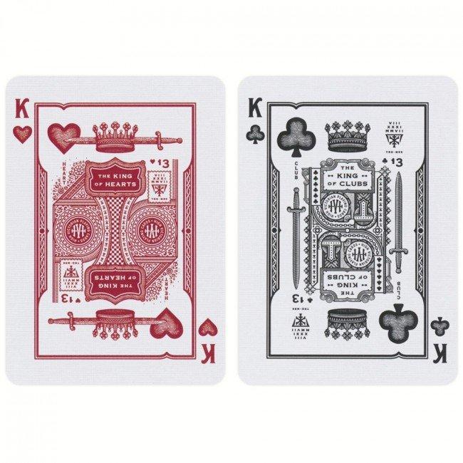 Pokerkaarten: Bicycle High Victorian Green