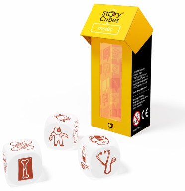 Rory's Story Cubes - mix Medic