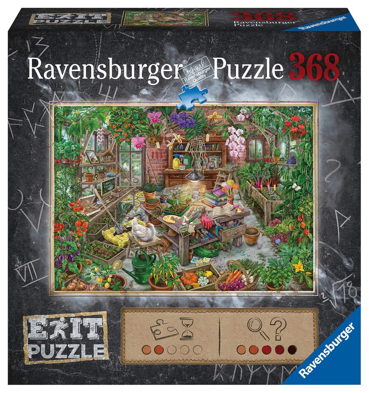 Exit Puzzel: In de kas - (368)