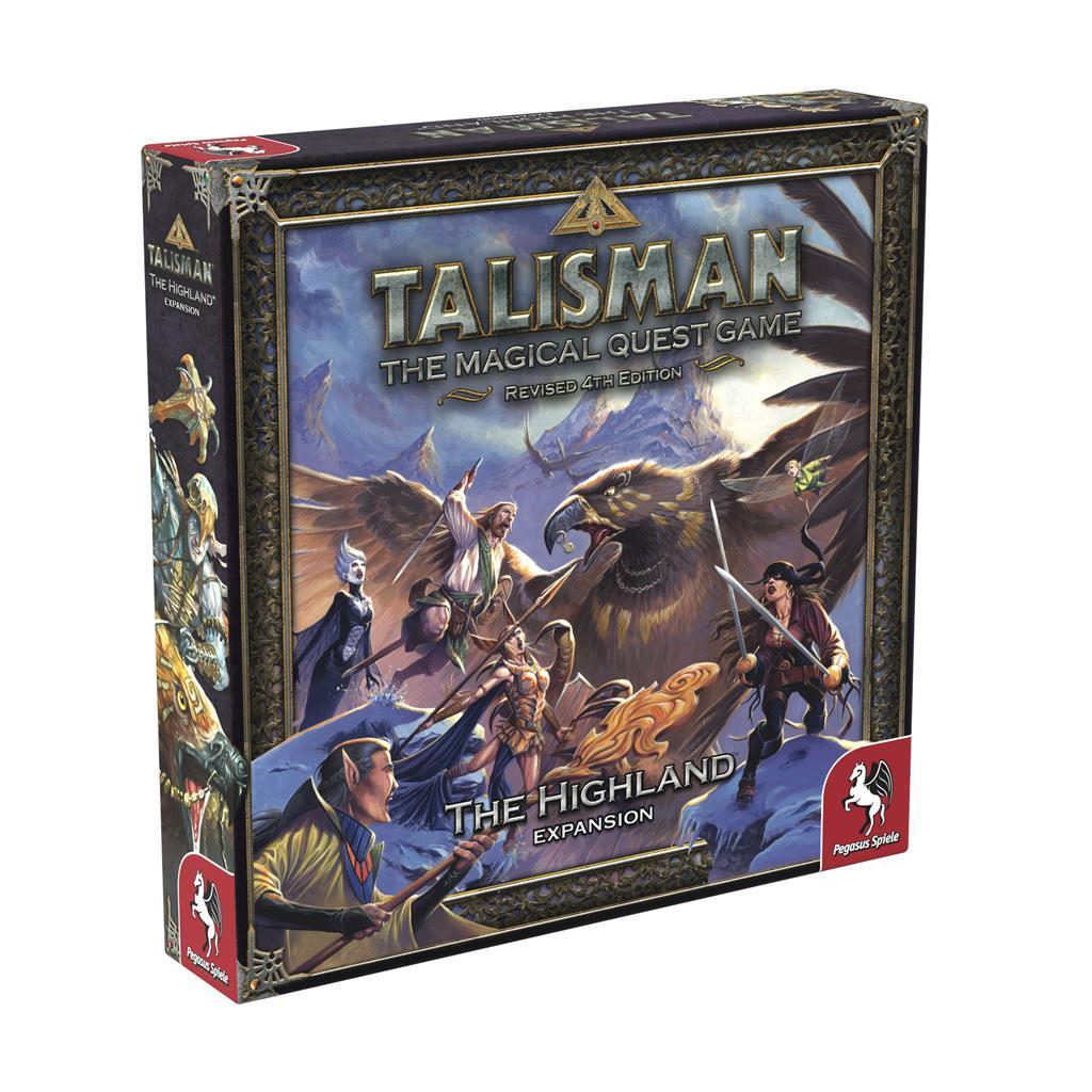 Talisman 4th Edition - The Highland