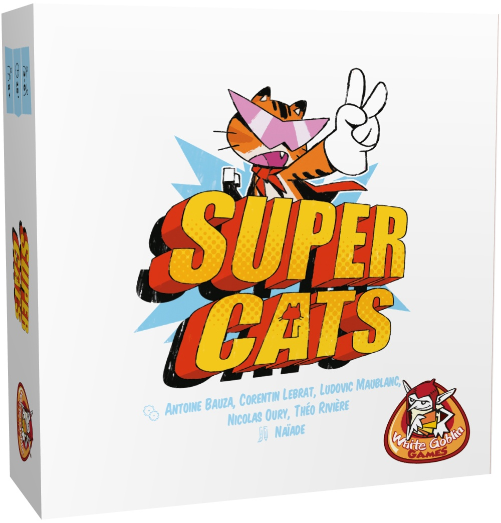 Super Cats - Kaartspel