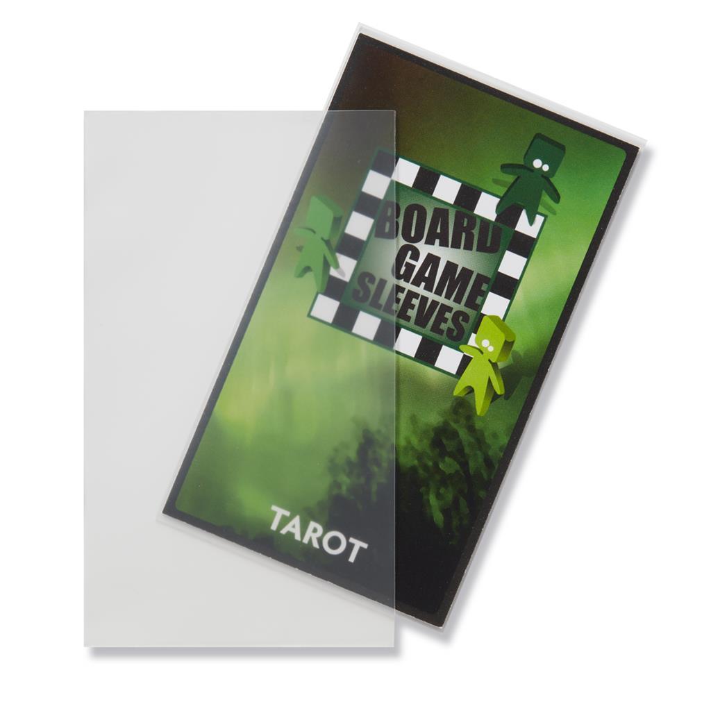 Sleeves: Non-Glare Board Game - Tarot